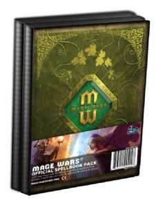 Mage Wars : Spellbook Pack 1